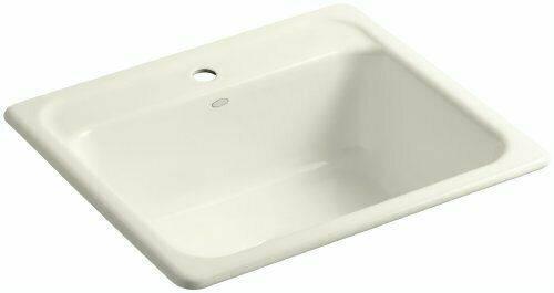Photo Kohler cast iron sink....Sink  45 - $100 (Loomis, Ca.)