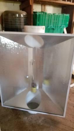 Photo MAGNIUM XXXL REFLECTOR -839with 1000 watt electric ballast- - $275 (Placerville)
