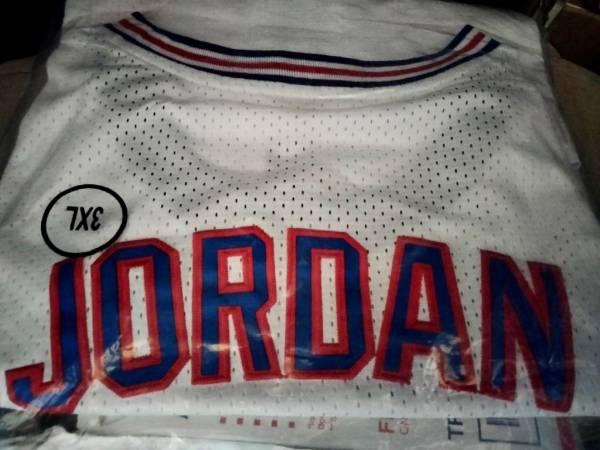 Photo Michael Jordan Jersey - $399 (Granite Bay)