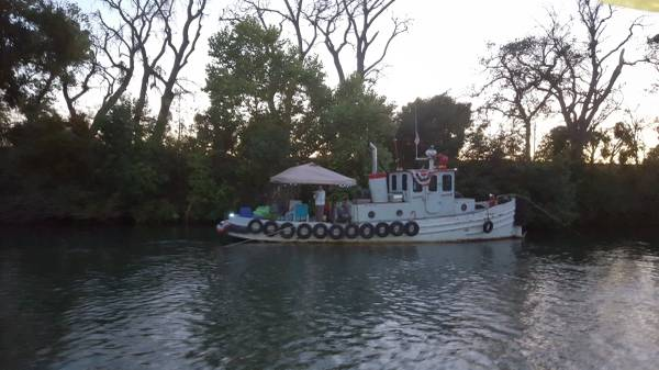 Photo New pics 1954 45 army ST tug boat steel 892 Detroit diesel - $30000 (courtland)