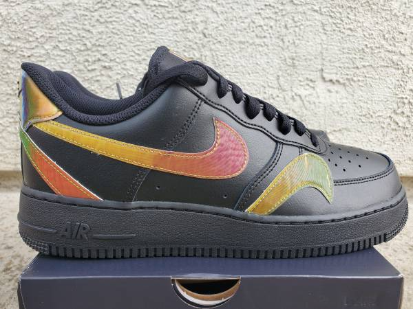 Photo Nike Air Force 1 One 0739 LV Misplaced Checks Size 9.5 DS - $240 (Roseville)
