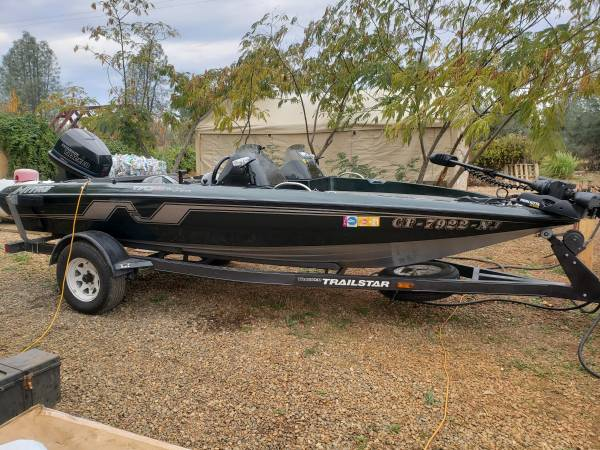 Photo Nitro Bass boat - $12,000 (Anderson)