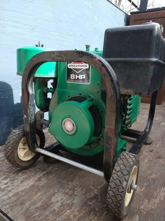 Photo Older Coleman powermate generator 54 series - $95 (Shingle springs)