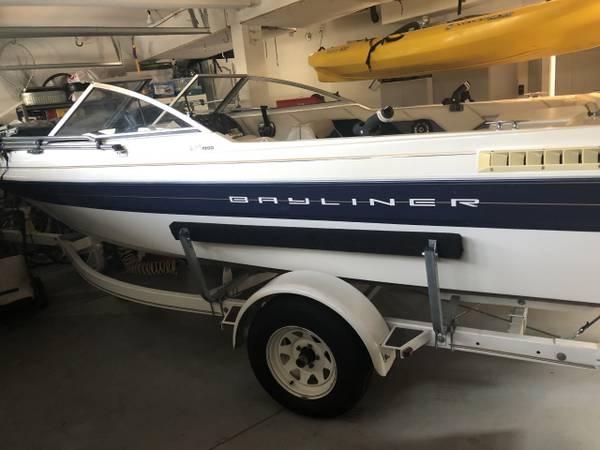 Photo Open Bow Fishing Boat - Loaded - $8,800 (Rocklin)