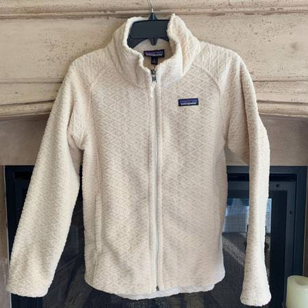 Photo Patagonia Womens Diamond Capra Fleece Jacket - $85