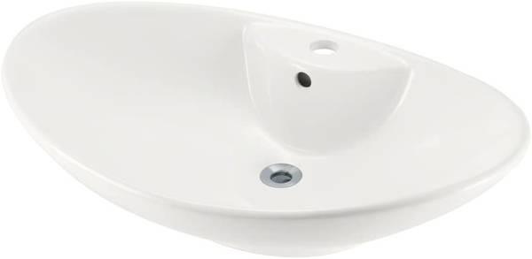 Photo Porcelain vessel sink...Sink  36 - $65 (Loomis, Ca)