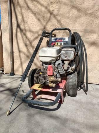 Photo Power washer (heavy duty) $325 - $325 (Sacramento)