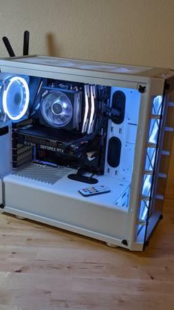 Photo RTX 3060 - Ryzen 3600 - 16GB 3600mhz RAM - 1TB NVMe SSD - WiFi - $1,825 (Natomas)