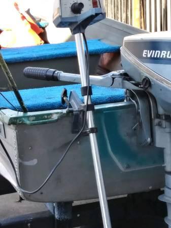 Photo Sea king fishing boat - $1200 (Sacramento)