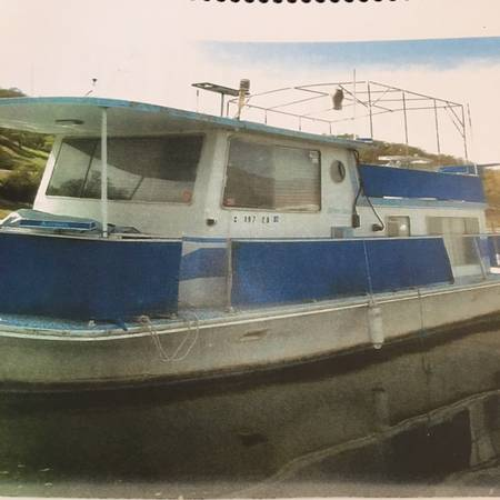 Photo Silver Queen Houseboat - $10,000 (Lake San Antonio)