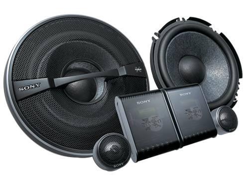 Photo Sony XS 6-12 quot 320W 2-Way Car Speaker System - $89 (Rancho cordova)