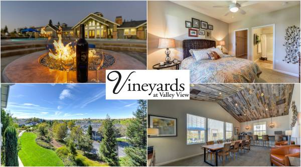 Photo Step Up To Luxury Vineyards at Valley View (2100 Valley View Pkwy El Dorado Hills, CA)