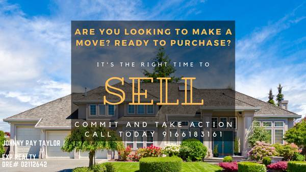 Photo THE REAL ESTATE MARKET IS RED HOT RIGHT NOW (Citrus Heights)