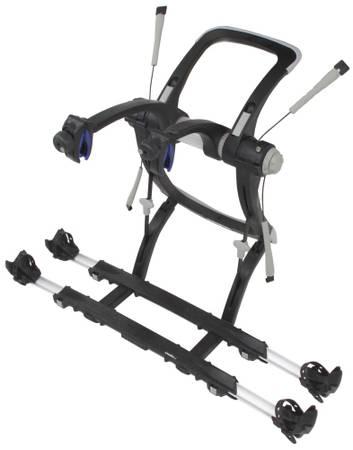 Photo Thule Raceway Pro Platform 2 Bike Rack - $300 (Sacramento)