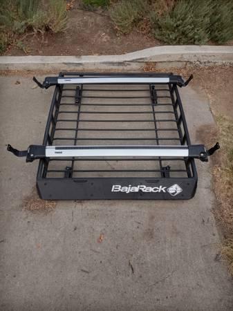 Photo Thule Roof Rack - $450 (Sacramento)