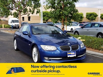 Photo Used 2011 BMW 335i Convertible for sale