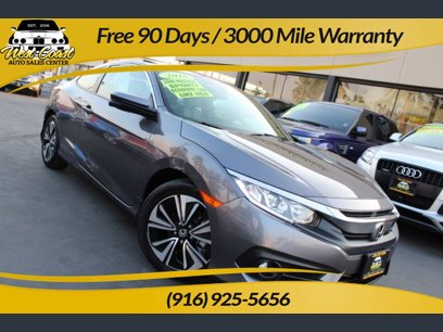 Photo Used 2016 Honda Civic EX-T Coupe for sale