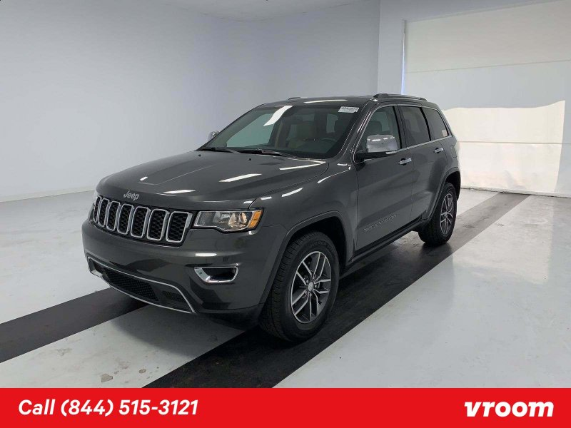 Photo Used 2017 Jeep Grand Cherokee Limited for sale
