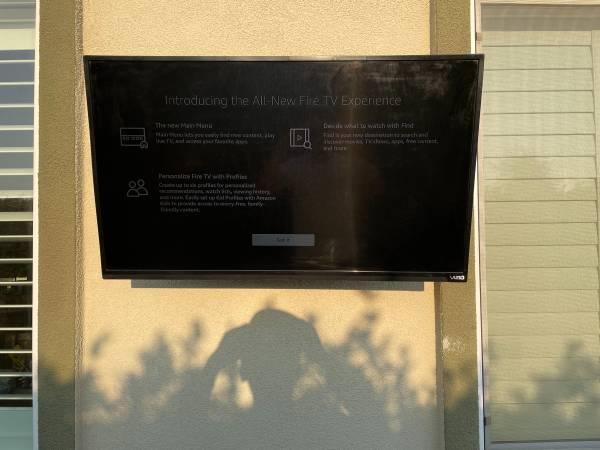 Photo VIZIO D-Series D39HN-D0 39quot-Class HD LED TV - $100 (Vacaville)