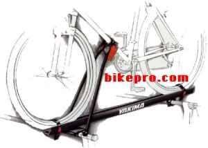 Photo Yakima Lockjaw Upright Bike Mounts - 4 Available - $65 (Sacramento)