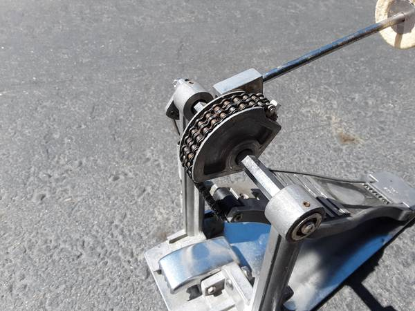 Photo Yamaha Double Chain Bass Drum Pedal - $55 (Roseville)