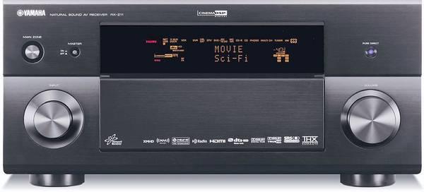 Photo Yamaha RX-Z11 AV Receiver - $1,350 (Citrus Heights)