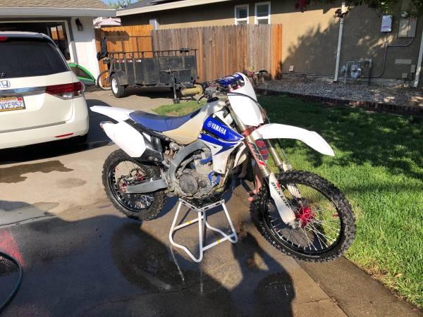 Photo Yz450f Yamaha 2012 - $4,300 (Roseville)