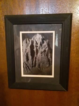 Photo quot rock climbers Paradisequot black and white photo - $15 (North Sacramento)