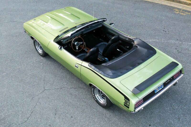 Photo 1970 Plymouth Barracuda Cuda
