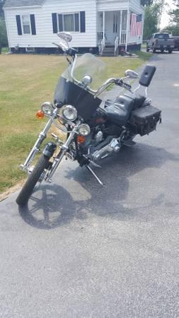 Photo 2000 Harley Davidson Softail - $6,000