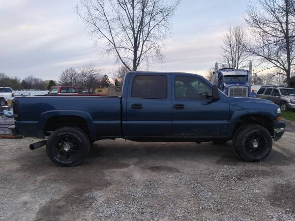 2002 Chevy 3500 Duramax For Sale