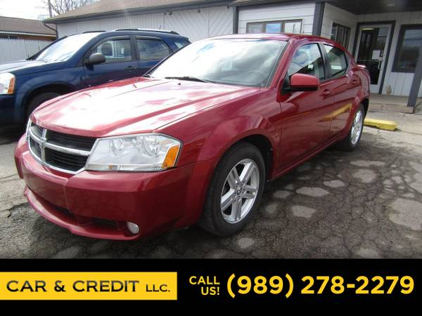 Photo 2010 Dodge Avenger - Suggested Down Payment $500 (2010 Dodge Avenger)