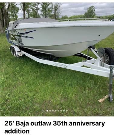 Photo 25  BAJA outlaw 35th anniversary edition - $16,000 (Bay city)