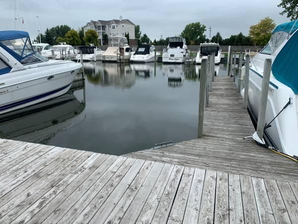 Photo 4039 Wheeler Landing Boat slip, for sale or lease - $1,500 (Bay City, MI)