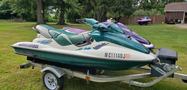 Photo AWESOME Seadoo GTX, TRADE FOR BOAT, PONTOON OR SIDE X SIDE, OBO - $3,500 (Birch Run)