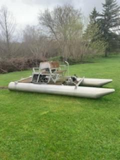 Photo Aqua Cycle II Paddle Boat - $2,000 (Fowlerville)