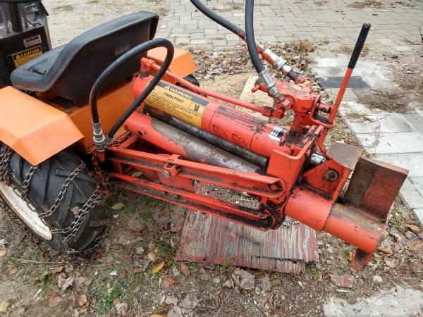 Photo Case Ingersoll Log Splitter Kit - $760 (Hemlock)