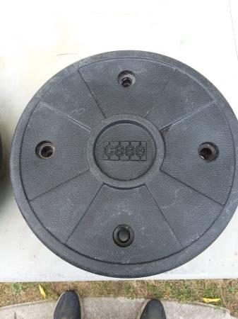 Photo Case big wheel 16quot wheel weights - $185 (Hemlock)