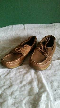 Photo Croft  Barrow Mens Leather Shoes - $20 (Sterling)
