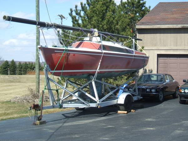 Photo FREEDOM 2139 sailboat - $650 (tri-cities)