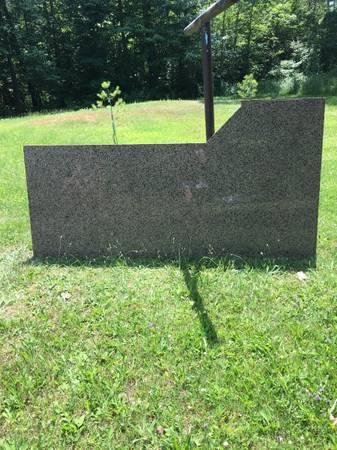 Photo Granite CountertopsIsland-used - $250 (Midland)