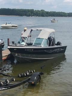 Photo Lund Tyee 1850 Boat - $40,000 (Mayville)