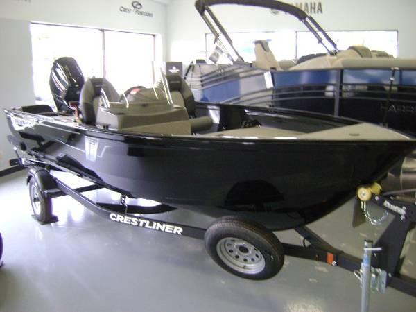 Photo SALE - 2020 Crestliner 1650 Discovery SC with 60hp and trailer - $20,057 (Roscommon)