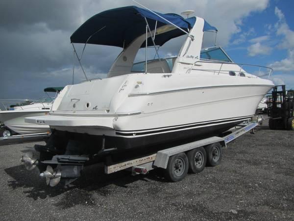 Photo Sea Ray start and run well coe - $17900