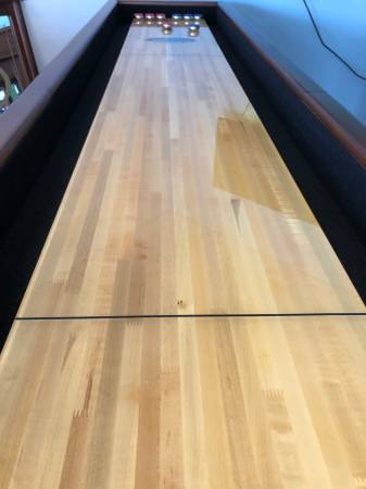 Photo Shuffleboard Table 2239 (Bay City)