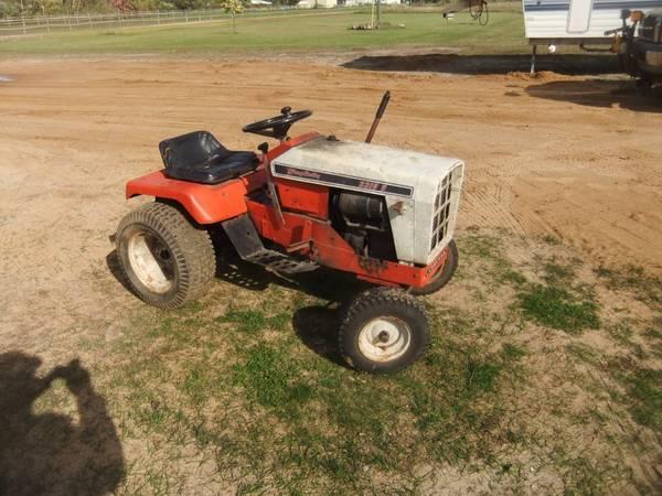 Photo Simplicity Garden Tractor 3310 V - $400 (Gladwin, MI)