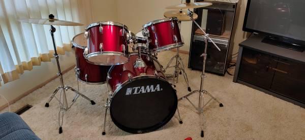 Photo TAMA Swingstar - $425 (Essexville)