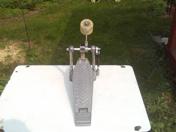 Photo Tama Camco vintage bass drum pedal Made in Japan nice - $35 (Bay City)