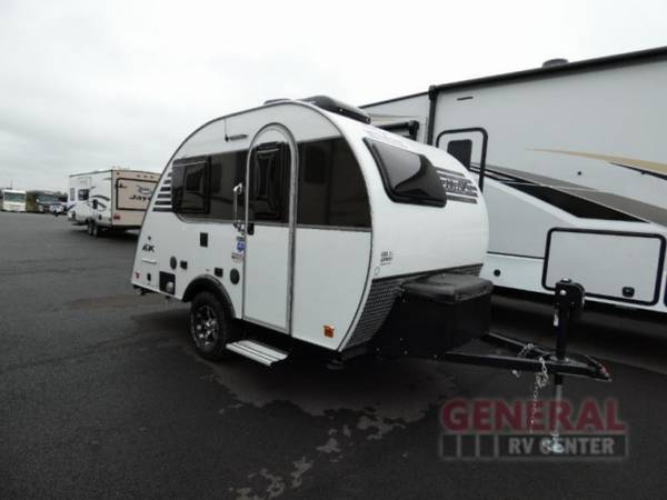 Photo Teardrop Trailer 2020 Liberty Outdoors Little Guy Mini MAX - $19,999