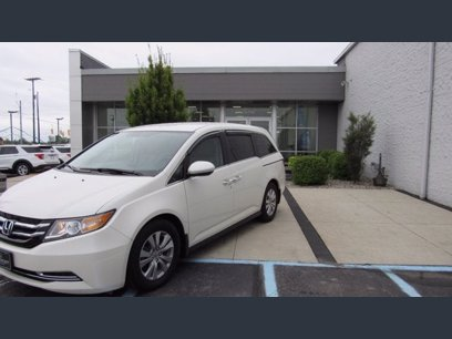 Photo Used 2016 Honda Odyssey EX for sale